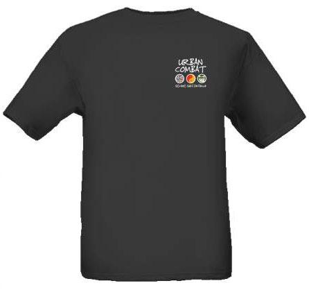 Urbancombat T-shirt front view