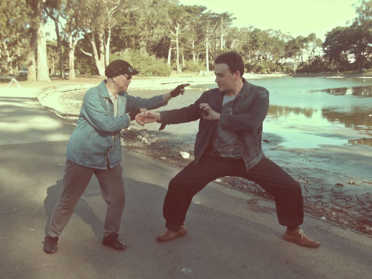 Tai Chi - Phoebe Lee and Emil